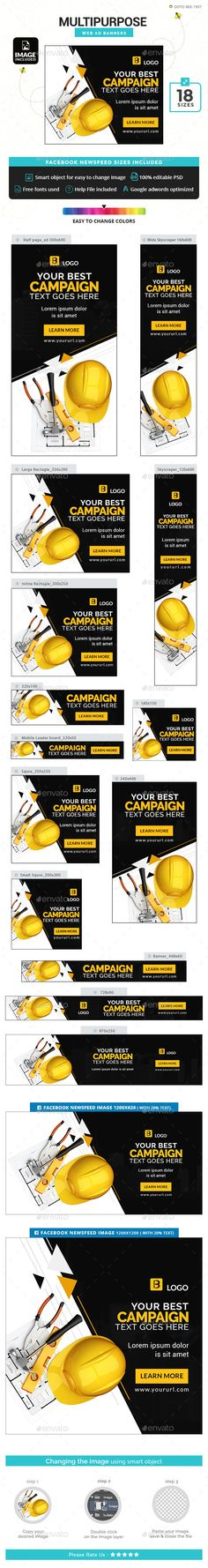 Multipurpose Banners - Images Included - Banners & Ads Web Elements Download here : https://graphicriver.net/item/multipurpose-banners-images-included/19543721?s_rank=124&ref=Al-fatih