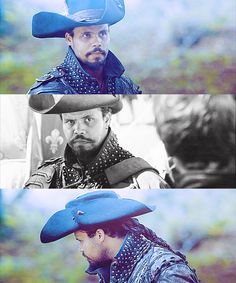 The Musketeers - 1x06 - The Exiles, Porthos (Howard Charles)