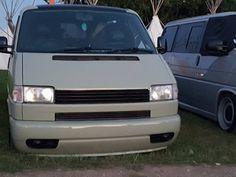 Volkswagen Transporter T4, Motor, Vw, Camping, Dreams, Vans, Motor Car, Campsite, Campers