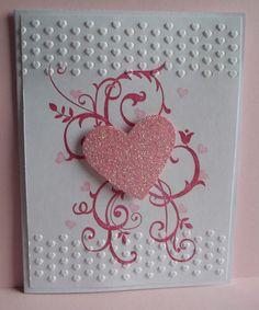 Stampin Up Handmade Greeting Card Love Valentines Day Wedding Anniversary