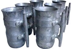 One Kings Lane is an online marketplace that brings shoppers exceptional value on a spectacular collection of top-brand, designer, and vintage items for the home. Pewter Tankard, Vintage Market, Home Furnishings, Ale, Vintage Items, English, Mugs, Tableware, Design