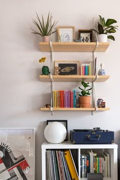 House Tour: An Art Director's Small Apartment in Spain | Apartment Therapy