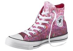 Größenhinweis , Fällt groß aus, bitte eine Größe kleiner bestellen.,  Produkttyp , Sneaker,  Schuhhöhe , Knöchelhoch (high),  Farbe , Pink,  Herstellerfarbbezeichnung , Berry Pink,  Obermaterial , Textil,  Verschlussart , Schnürung,  Laufsohle , Gummi, profiliert,   ...