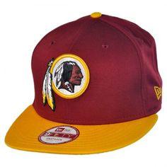 4d0c64f15fe Washington Redskins NFL 9Fifty Snapback Baseball Cap available at   VillageHatShop Football Caps