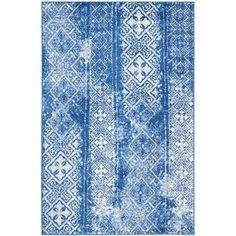 Safavieh Adirondack Silver/Blue Area Rug