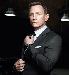 The watches of James Bond. From the Rolex on Sean Connery's wrist to the Omega on Daniel Craig's, these are wristwatches fit for Bond, James Bond.