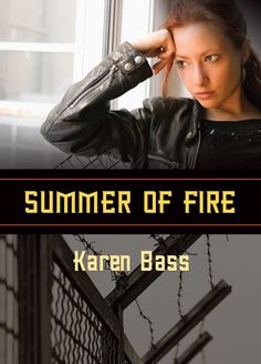 Summer of Fire by Karen Bass.  A troubled Alberta teen spending a summer in Germany discovers the story of a teen with real problems -- pregnant and alone in the maelstrom of Nazi WWII.