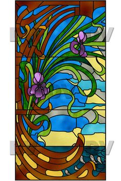 stained glass art nuvo tiffany windows made to order 12 tribes of israel synagogue windows. Black Bedroom Furniture Sets. Home Design Ideas