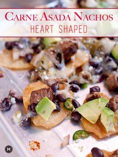 Heart Nachos