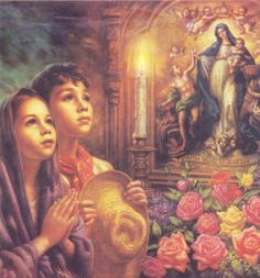 53-La Virgen de la Luz