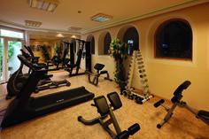 Unser Fitnessraum: Sport, Erholung & Fitness im Gaspingerhof Stationary, Gym Equipment, Wellness, Sport, Exercise Rooms, Recovery, Sports, Workout Equipment, Exercise Equipment