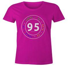 Womens 95th Birthday T-Shirt