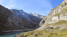 The Beautiful Vallee d'Ossoue from Gavarnie - French Pyrenees