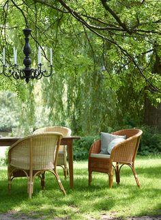Leichter Lehnstuhl Für Die Unkomplizierte Tischrunde Gardening:__cat__,  Armchair, Table