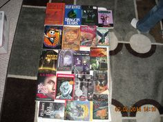 lot of 19 books winner gets all!!