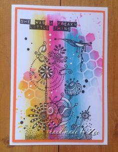 Carabelle Studio Stamp