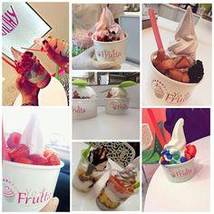 """@yofrutta's photo: """"#yofrutta #yofrutters #froyo #frozenyogurt #يوفروتا #يوفروترز"""""""