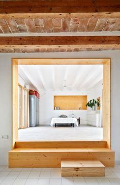 FLEXO ARQUITECTURA, José Hevia · Penthouse Extension