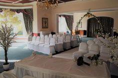 Wedding Venues, Curtains, Weddings, Home Decor, Wedding Reception Venues, Wedding Places, Blinds, Decoration Home, Room Decor