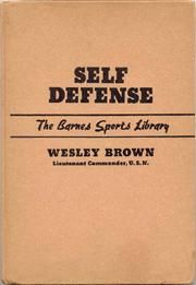 Self_Defense_Wesley_Brown