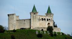 Porto de Mós - Castelo de D. Fuas Roupinho