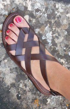 Gladiator Sandals :-)