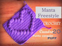 These Heart Bubble Stitch Baby Blanket Free Crochet Patterns are very beautiful and have romantic effects. Tapestry Crochet, Tunisian Crochet, Crochet Granny, Crochet Stitches, Crochet Baby, Crochet Patterns, Knitting Videos, Crochet Videos, Popcorn Stitch