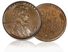 Unique Bronze 1943-D Lincoln Cent Sold for $1.7 Million by Legend ...