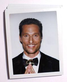 Matthew McConaughey | Golden Globes 2014