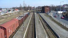 Gostyń. Wielkopolska. photo by Joanna Kaczmarek Railroad Tracks, Train Tracks