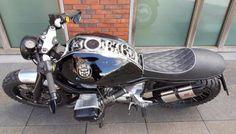 www.motorzaak.com/bmw-r-1100-rs-cafe-racer     Origineel: BMW R1100RS   Bouwjaar: 1997     Vraagprijs: € 14.500,00