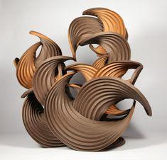 geometric paper sculpture - Buscar con Google