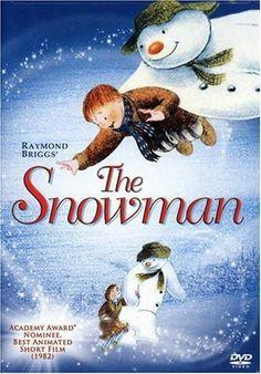 Raymond Briggs' The Snowman: Peter Auty, Raymond Briggs, Dianne Jackson: Movies & TV Great Christmas Movies, Christmas Shows, Christmas Time Is Here, Christmas Music, Christmas Holidays, Xmas Movies, Holiday Movies, Little Dorrit, Snowman Party