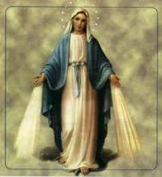 La Virgen de la Medalla Milagrosa