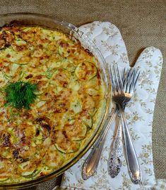 Fırında Sütlü Peynirli Kabak | Sibel Yalçın Turkish Recipes, Ethnic Recipes, Turkish Kitchen, Cooking Recipes, Healthy Recipes, Zucchini, Desert Recipes, Vegetable Recipes, I Foods