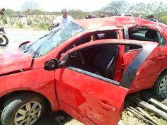 Colisão entre dois Carros deixa Padre gravemente ferido no Sertão da Paraíba