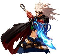 Male Slayer - Asura Portrait