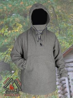 Lester River Bushcraft 100% Wool Boreal Shirt. Extra clothes are a must and wool is best, aim for merino if you have sensitive skin.