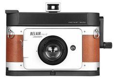 [画像] ロモグラフィー、中判カメラ「Belair X 6-12」にインスタントバック同梱のキット - デジカメ Watch