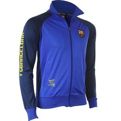 Veste zippée BARCA - Collection officielle Fc Barcelone - Taille adulte homme. #fc_barcelone #team_fc_barcelone #foot #football #supporter_attitude #football_attitude #sport_attitude #sport #veste