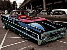 64 Chevy Impala | Fuzion Whipz | Pinterest