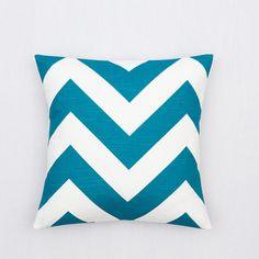 teal pillow pillow coverhome decorlarge