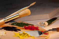 Learn How to Paint With a Knife: How to Get Paint Onto a Painting Knife