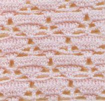 scheme sample knitted crochet