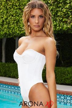 This off the shoulder white bodysuit from Arona XO is a beautiful off white bodysuit outfit summer. Wear it as a white bodysuit outfit jeans or white bodysuit outfit casual. Get this off white bodysuit for only $47.99 now at aronaxo.com and shop all our outfit inspirations summer. #whitebodysuit #offtheshoulderwhitebodysuit #whitebodysuitoutfit #whitebodysuitandjeans #whitebodysuitclassy