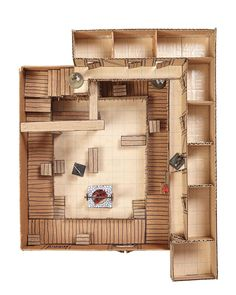 Tabletop Rpg, Tabletop Games, Dnd Mini, Tavern And Table, Dungeon Master's Guide, Dungeon Tiles, Dungeons And Dragons Memes, Cardboard Crafts, Minis