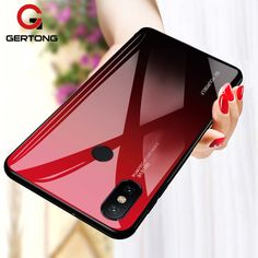 Tempered Glass For Xiaomi Pocophone F1 A2 Lite Great Varieties Cases, Covers & Skins 360° Full Cover Hybrid Case