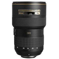 #AdoramaGear Nikon 16-35mm F/4G AF-S ED (VR-II) Lens - Nikon USA Warranty 2182
