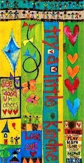 Best tips and tricks about organic gardening Peace Pole, Garden Poles, Pole Art, Fence Art, Kindness Matters, Hippie Art, My New Room, Beautiful Artwork, Yard Art