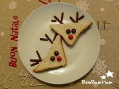 Ricetta merenda Natale – Rennazzino di Natale